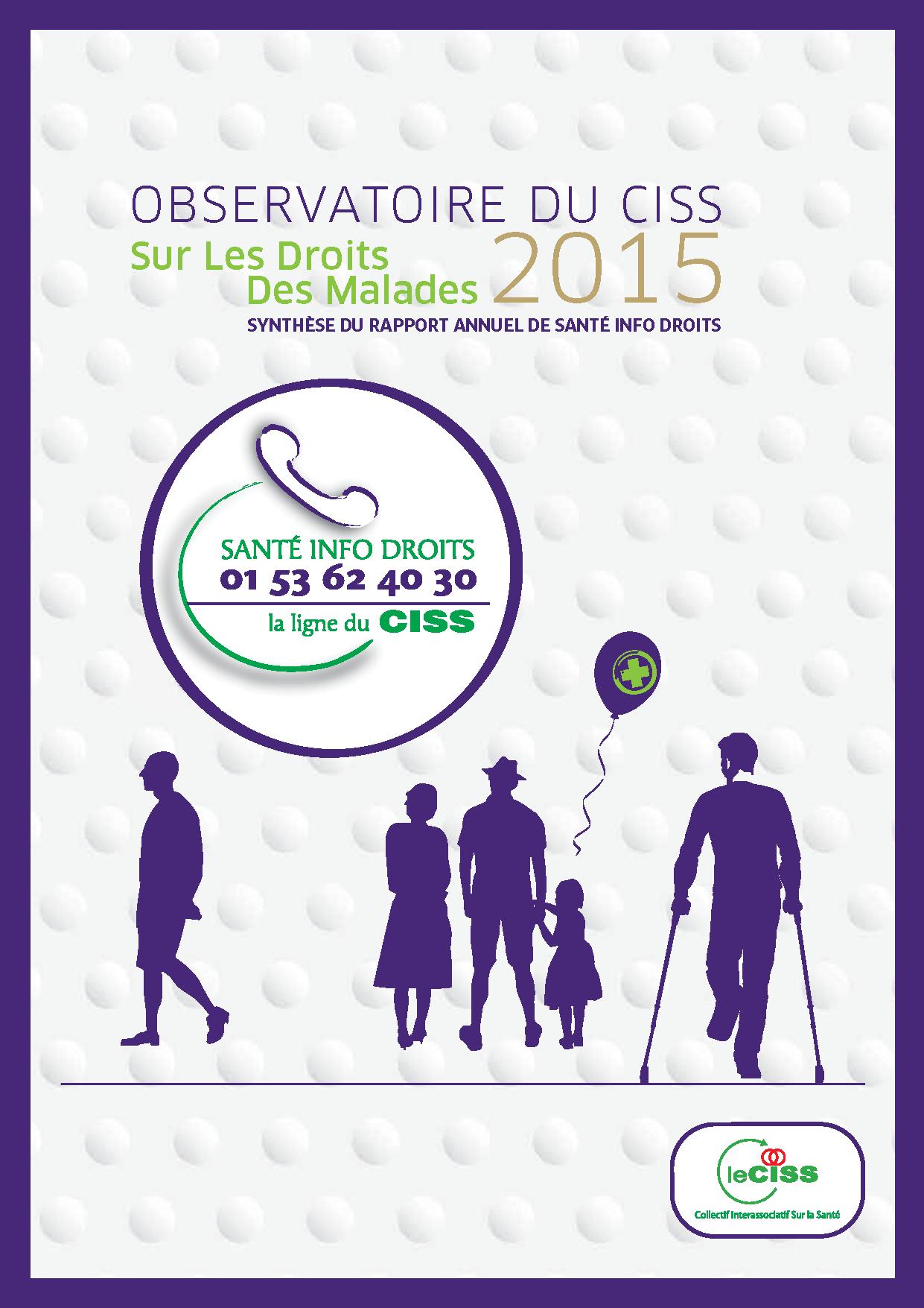 Rapport du CISS 2015