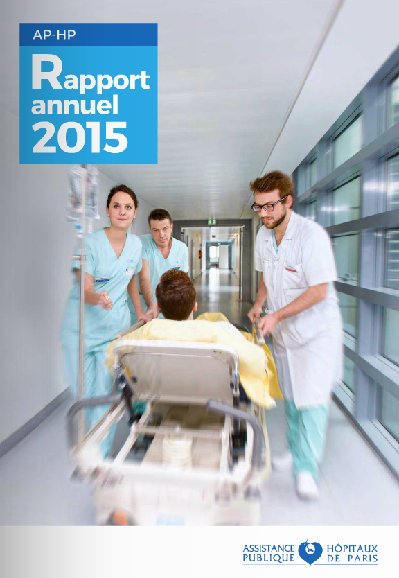 Rapport annuel 2015 - AP-HP
