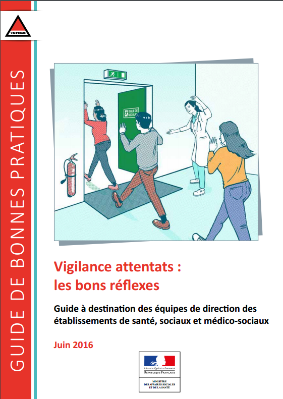 Attentats - Guide à destination des équipes de direction
