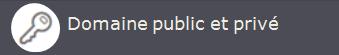 domaine public et privé